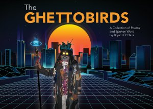 The Ghettobirds - Flyer